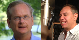 The Golden Mean Podcast: Champion for Reforming American Democracy: Lawrence Lessig, Founder, EqualCitizens.US