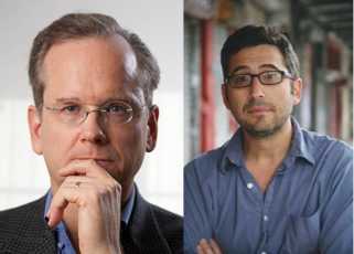 Lawrence Lessig Talks Equal Votes with Sam Seder on The Ring of Fire Radio
