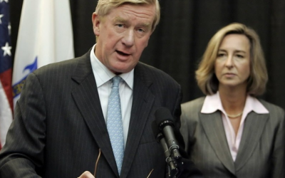 MassLive: Former Gov. William Weld sues to overturn Massachusetts' winner-take-all presidential election system
